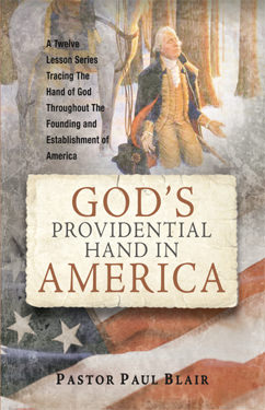 Gods Providential Hand DVD Front